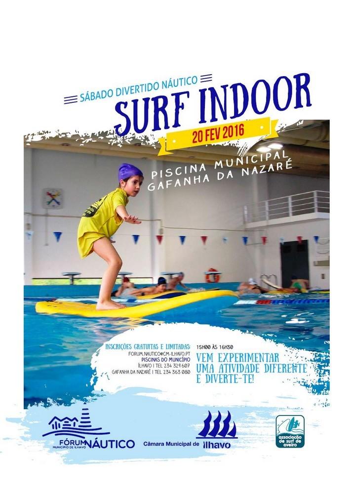 Surf indoor c m lhavo for Piscina municipal de ilhavo