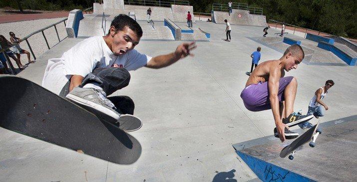 Skatepark c m lhavo for Piscina municipal de ilhavo